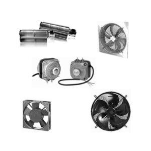 Ηλεκτροκινητήρες & Ανεμιστήρες